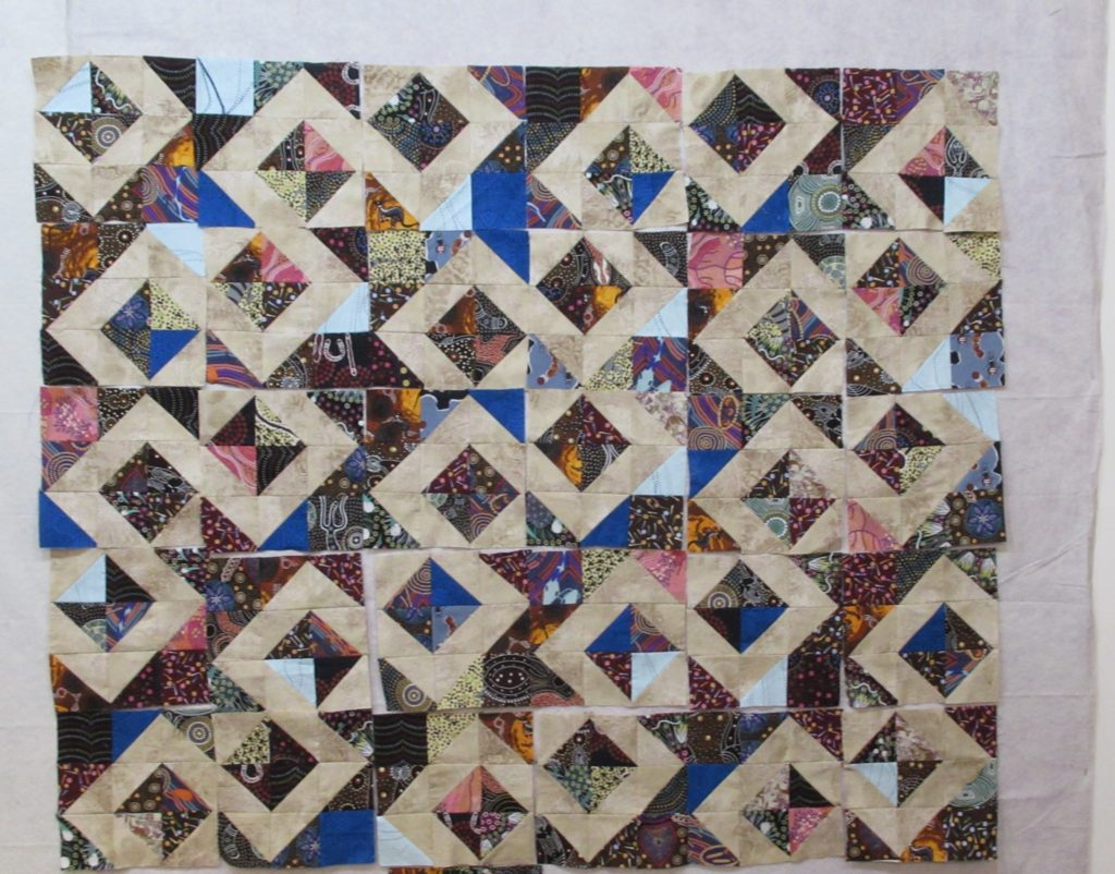 Nicki's Central West End Guide Art & Architecture Handmade Services Shop News  The Gentleman Quilter St. Louis MO quilt finishing K2 Kelley Central West End