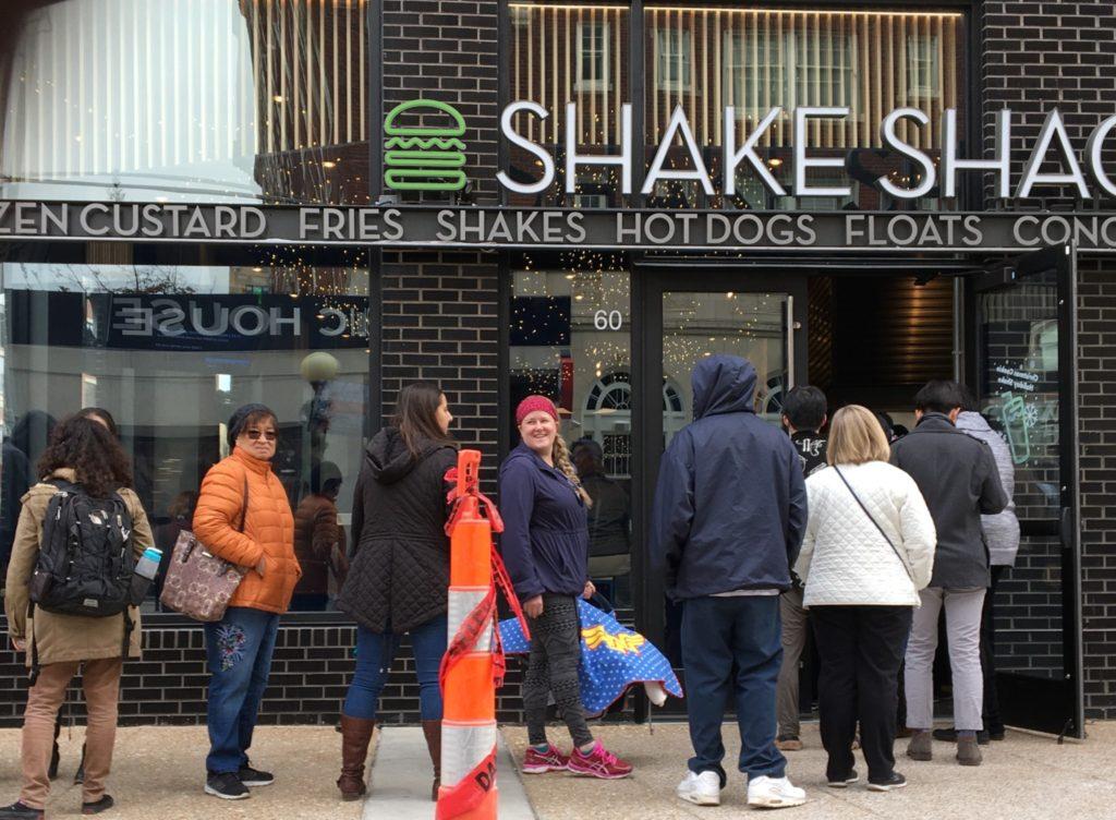 Nicki's Central West End Guide Food and Drink Shop News Uncategorized  St. Louis Shake Shack PETA MO Danny Meyer Central West End