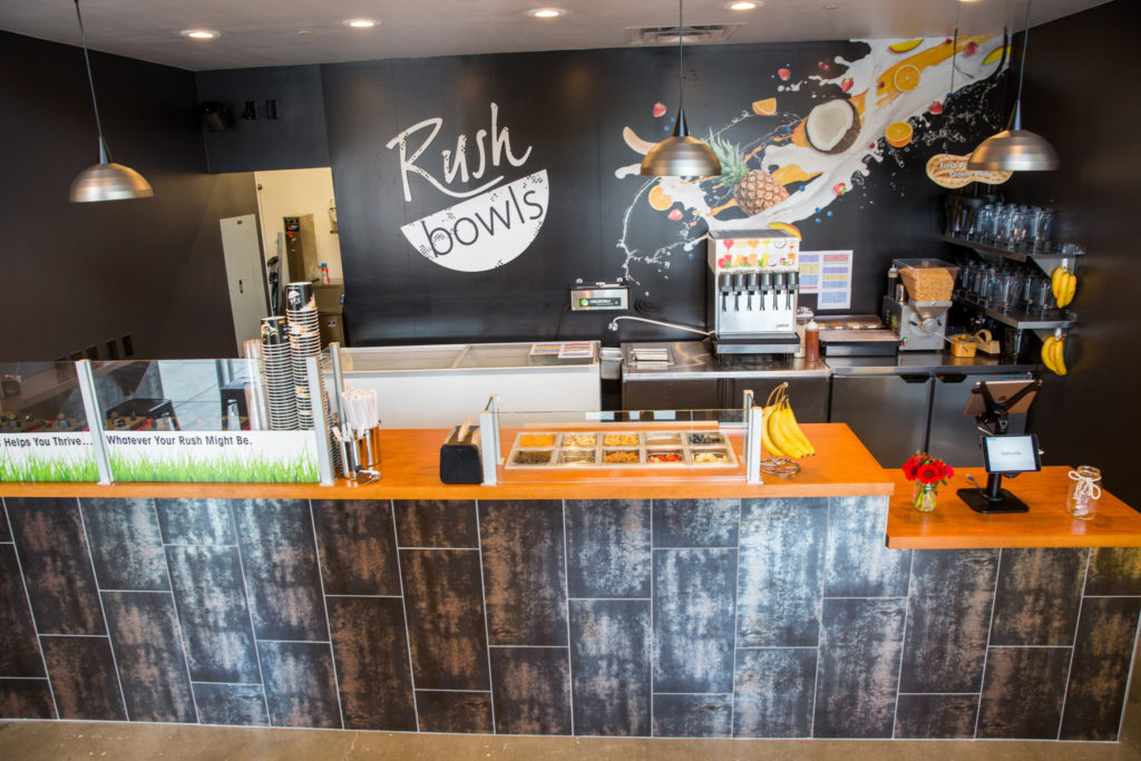 Nicki's Central West End Guide Food and Drink Shop News Uncategorized  Rush Bowls Kim and Ken Moroney Central West End Boulder