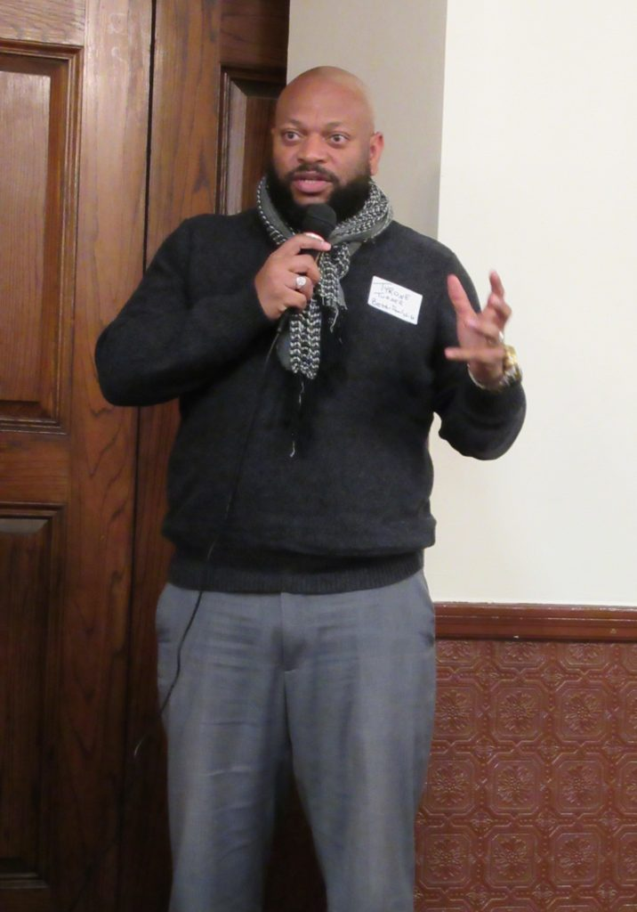 Nicki's Central West End Guide Education Events, Sightings Food and Drink  U.S. Bancorp CDC Tyrone Turner Neal Richardson Malaika Horne Gail Brown Dream Builders 4 Equity Brown-KortKamp Realty and Urban Planning and Development Corporation Better Family Life