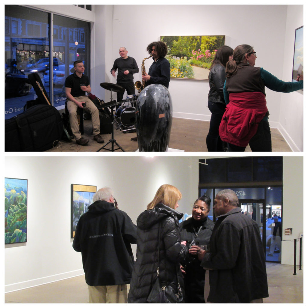 Nicki's Central West End Guide Art & Architecture Events, Sightings Shop News  The Vino Gallery STL Paints Peter Manion Parish Gallery at Trinity Church ModernSTL Living Arts Collective Judy Pfaff Irina Zaytceva Houska Gallery Duane Reed Gallery Centro Carolyn Miles Atrium Gallery Ahzad Bogosian