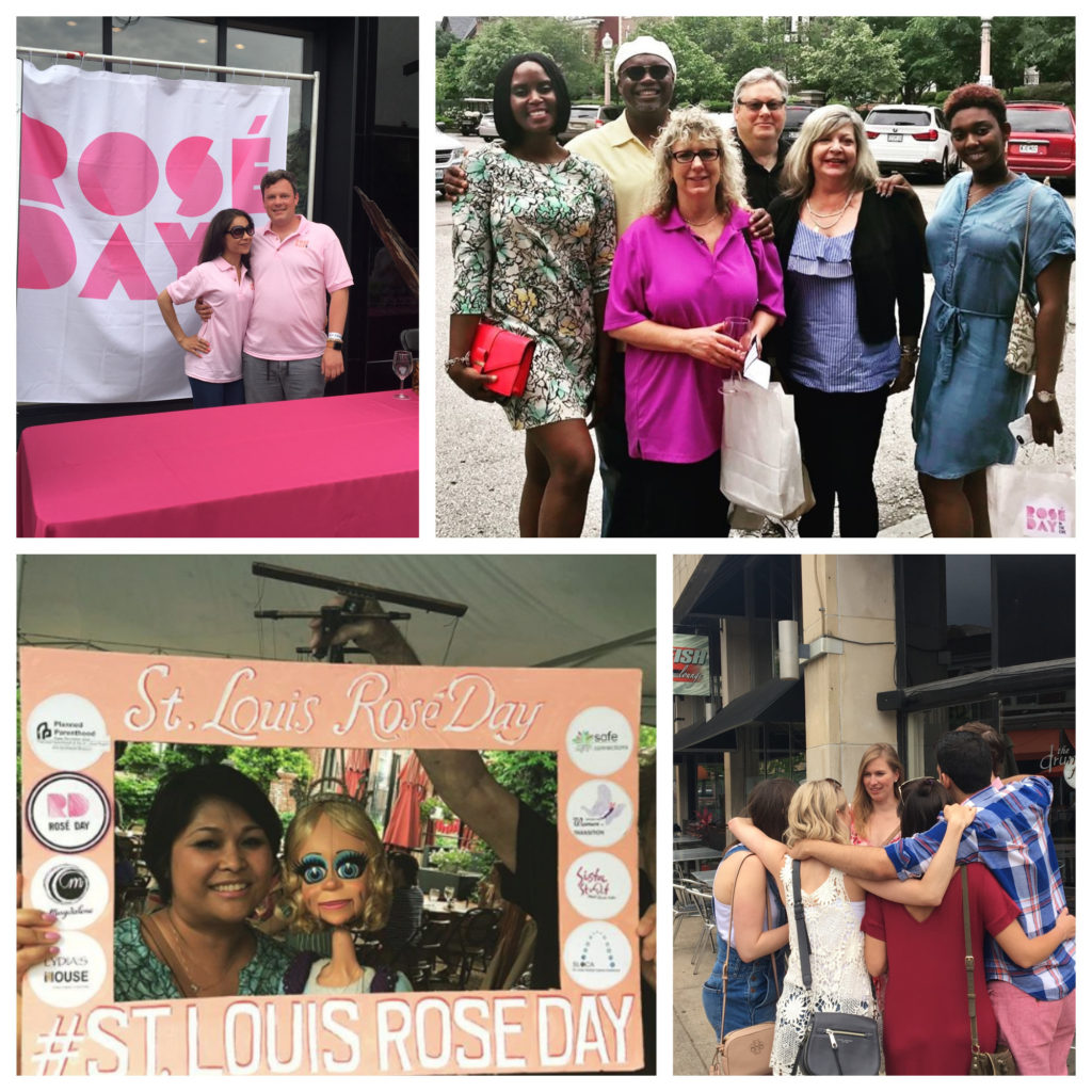 Nicki's Central West End Guide Events, Sightings Food and Drink Services Shop News  Rose Day St. Louis Central West End