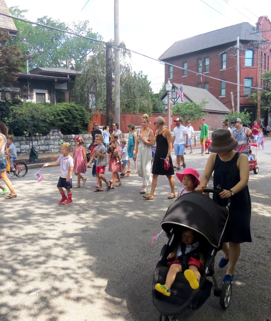 Nicki's Central West End Guide Events, Sightings For Children  Heather Navarro CWE Neighborhood Security Initiative Circus Kaput Central West End Association