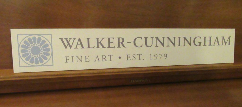 Nicki's Central West End Guide Art & Architecture  Walker-Cunningham Fine Art Sarah Cunningham Emmet Duggan David Cunningham Birdhouse Summit Alfred Walker