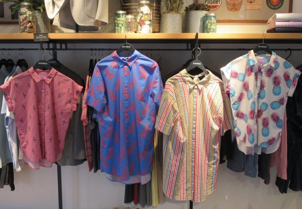 Nicki's Central West End Guide Shop News  The Capsule Collection Promundo Maryland Plaza Central West End Bonobos