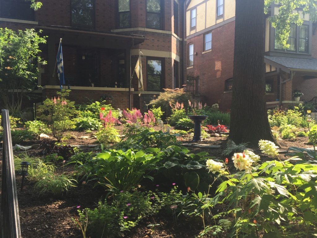 Nicki's Central West End Guide Art & Architecture Events, Sightings Forest Park Shop News  That Uppity Theater Company Sustainable Backyard Tour M.A.D.E. Left Bank Books Forest Park Forever CWEA House Tour CWE Farm Beyond the Flower Pot