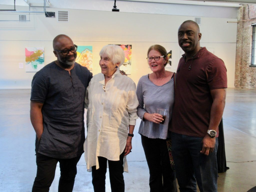Nicki's Central West End Guide Art & Architecture Events, Sightings  Third Degree Glass Factory Theaster Gates The Magic House at M.A.D.E. Mayor Lyda Krewson M.A.D.E. Kevin Bryant Jim McKelvey Emily Rauh Pulitzer Doug Auer Baredu Ahmed