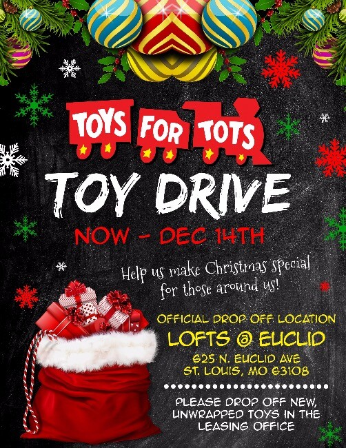 Nicki's Central West End Guide Art & Architecture Services  Toys for Tots Lofts@Euclid Lee Cagle KLarIty Lifestyle Daph. CWE Farm Arthur Culbert