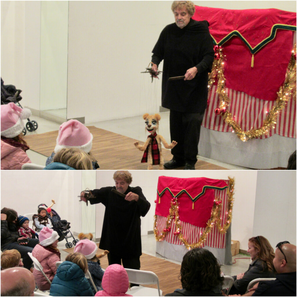 Nicki's Central West End Guide Art & Architecture For kids Shop News  Washington University Chamber Choir Maryland Plaza CWE North CID Bob Kramer's Marionettes