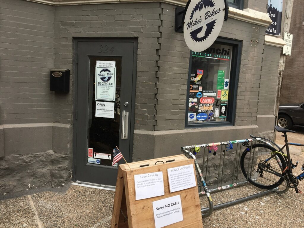 Nicki's Central West End Guide Services Shop News  West End Cyclery Mike's Bikes