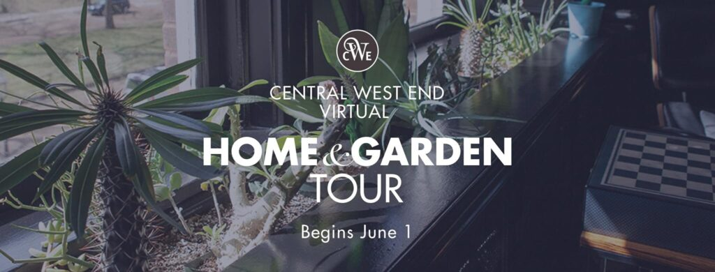 Nicki's Central West End Guide Art & Architecture Events, Sightings  The Cagle Law Firm Rhonda V. Jones Central West End Association 48th Annual Home & Garden Tour 100 Above The Park